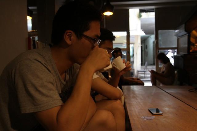 """Cà phê băng, robot, bò sát... và dấu chấm hỏi về tuổi thọ của những quán cà phê """"độc"""" - Ảnh 4."""