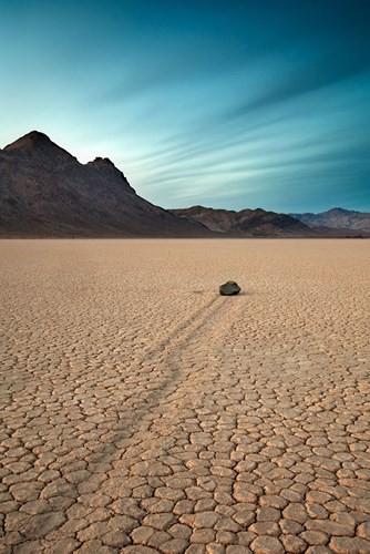 Sự thật về những hòn đá biết đi ở thung lũng chết - Ảnh 7.
