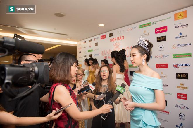 Đỗ Mỹ Linh: Hoa hậu cứ chăm chăm đi dự event để kiếm tiền thì hình ảnh không còn đẹp - Ảnh 1.
