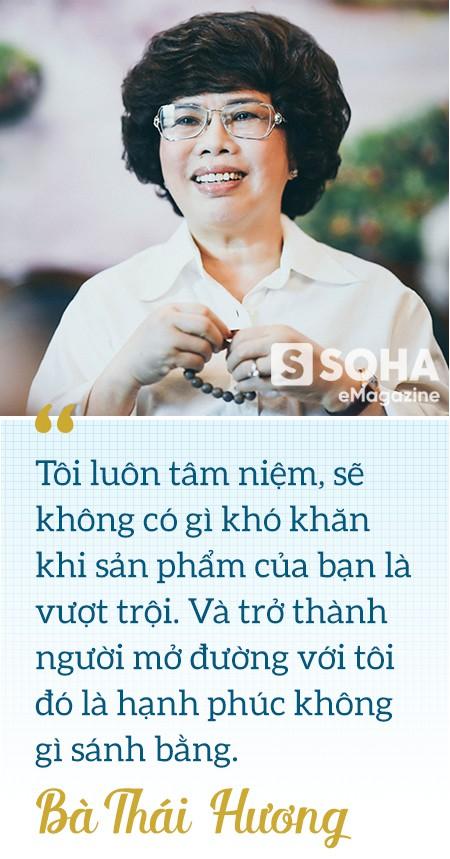Chọn lọc tinh hóa từ thức uống châu Âu, người đàn bà sữa tươi mở con đường mới trong ngành đồ uống Việt - Ảnh 10.