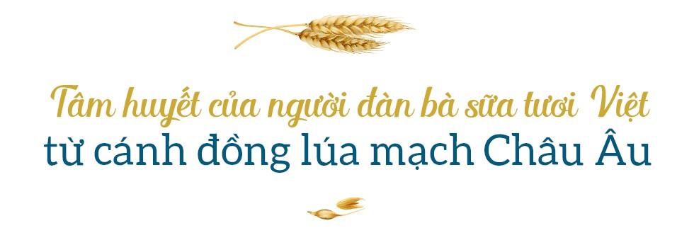 Chọn lọc tinh hóa từ thức uống châu Âu, người đàn bà sữa tươi mở con đường mới trong ngành đồ uống Việt - Ảnh 2.