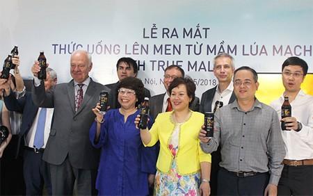 Chọn lọc tinh hóa từ thức uống châu Âu, người đàn bà sữa tươi mở con đường mới trong ngành đồ uống Việt - Ảnh 7.