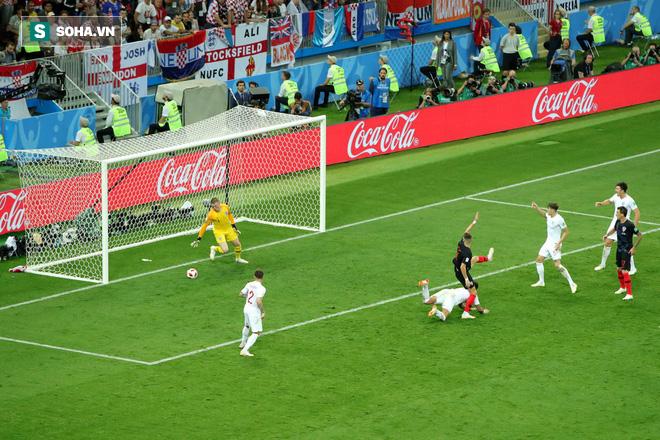 World Cup 2018: Con số tưởng đẹp như mơ khiến người Anh muôn phần hổ thẹn trước Croatia 1