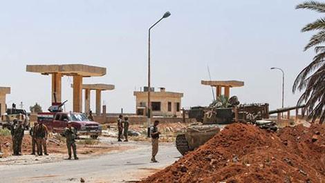Syria, tiếng súng vẫn vang khắp các chiến trường - Ảnh 1.