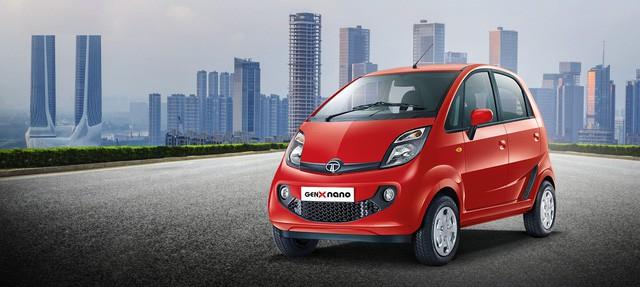 Tạm biệt Tata Nano - Mẫu ô tô rẻ nhất thế giới - Ảnh 1.