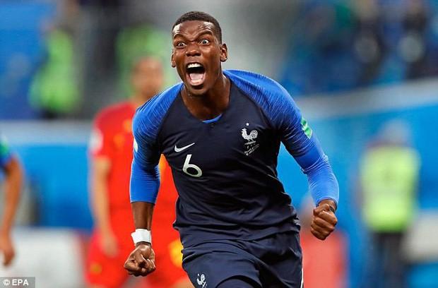 Pogba lên tiếng trước những lời chỉ trích về phong độ thiếu thuyết phục ở World Cup 2018 - Ảnh 1.