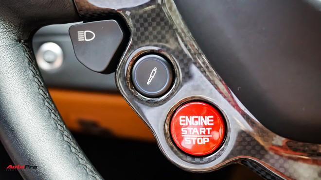 Ferrari 488 Spider kí gửi tại showroom xe cũ Hà Nội với giá ngang Mercedes-Maybach S500 - Ảnh 16.
