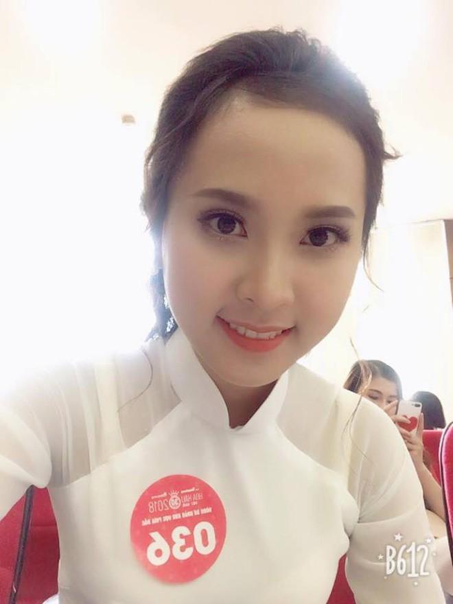 Thế hệ mỹ nhân 10x thi Hoa hậu Việt Nam 2018: Toàn nữ sinh vừa thi tốt nghiệp, xinh đẹp và sở hữu thành tích ấn tượng - Ảnh 20.