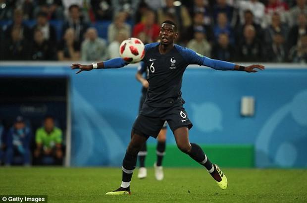Pogba lên tiếng trước những lời chỉ trích về phong độ thiếu thuyết phục ở World Cup 2018 - Ảnh 3.
