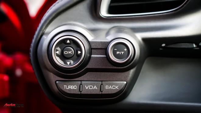 Ferrari 488 Spider kí gửi tại showroom xe cũ Hà Nội với giá ngang Mercedes-Maybach S500 - Ảnh 23.