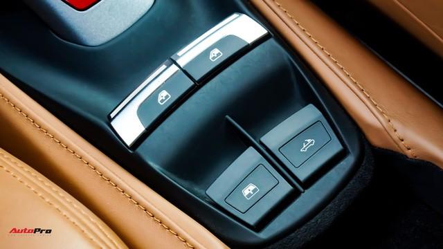 Ferrari 488 Spider kí gửi tại showroom xe cũ Hà Nội với giá ngang Mercedes-Maybach S500 - Ảnh 27.
