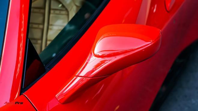 Ferrari 488 Spider kí gửi tại showroom xe cũ Hà Nội với giá ngang Mercedes-Maybach S500 - Ảnh 4.