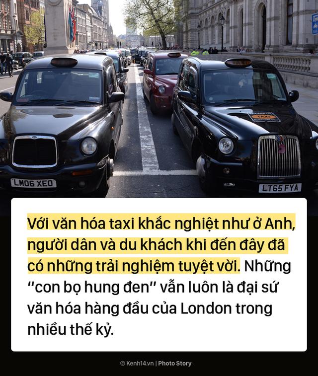 London: Trở thành tài xế taxi khó khăn như thể đi thi đại học - Ảnh 6.