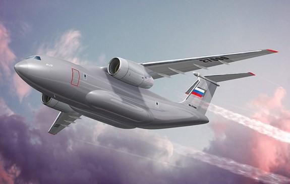 Nga phát triển máy bay gây nhiễu - ảnh 1