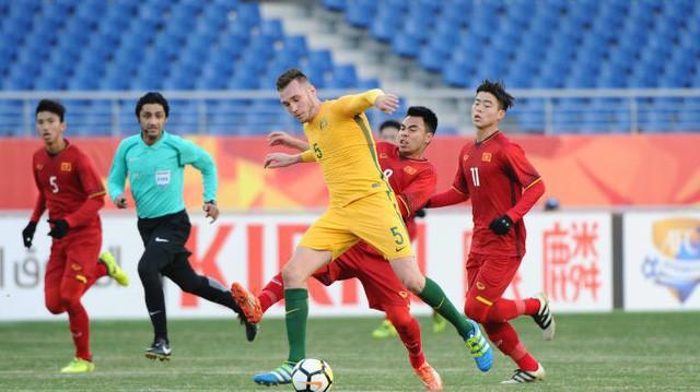 Không gom đủ quân, U23 Australia bị VFF thay thế bằng Palestine - Ảnh 1.