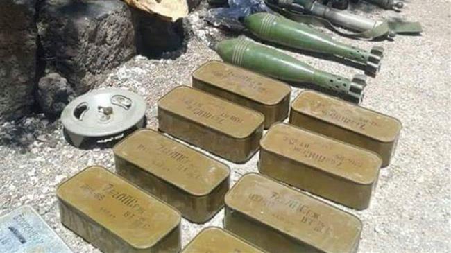 Điều bất ngờ trong hệ thống vũ khí chống tăng của khủng bố bị quân Syria thu hồi ở Daraa - ảnh 1