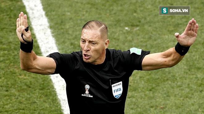 """Pháp sẽ vô địch World Cup nhờ """"vận may"""" từ trọng tài người Argentina? - Ảnh 1."""
