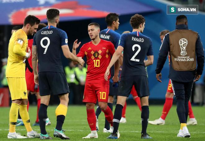 """Giữa cảnh """"cùng khổ, HLV Bỉ tuyên bố sẽ khiến tuyển Anh phải ôm hận - Ảnh 1."""