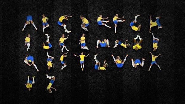 Bộ chữ cái từ A đến Z về 26 thế ăn vạ của Neymar - Ảnh 1.