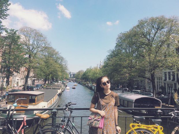 Cuộc sống sang chảnh như mơ của Hà Lade - hot girl có vẻ ngoài cực giống Kỳ Duyên - ảnh 18