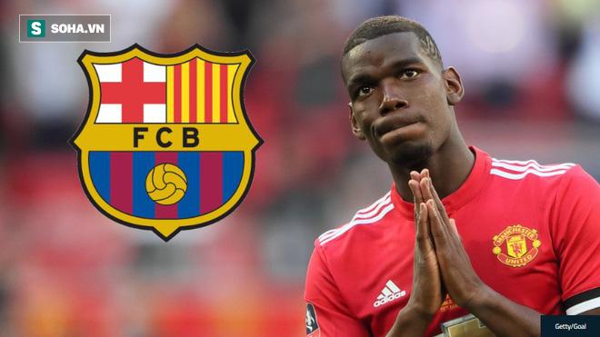 Tỏa sáng ở World Cup, Pogba trên đường rời Man United? 1