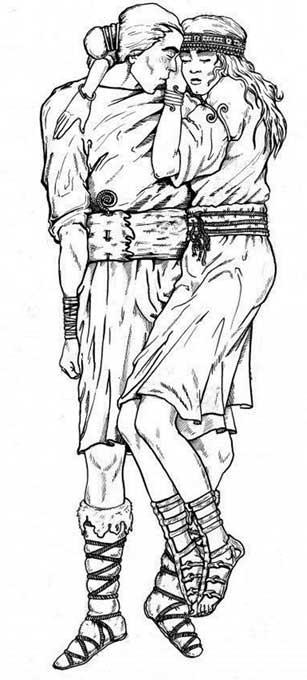 Cặp hài cốt có tư thế ôm nhau kỳ lạ chưa từng thấy và sự thật bất ngờ cách đây 3.000 năm - Ảnh 2.