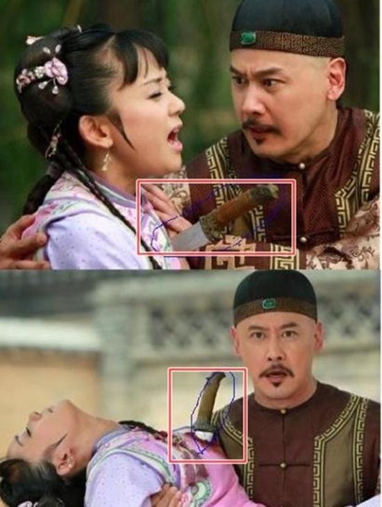 Sạn ngớ ngẩn trong phim Hoa ngữ: Đồ vật hiện đại xuyên không về thời xưa, diễn viên quần chúng bất chấp phá hoại cảnh quay - ảnh 3