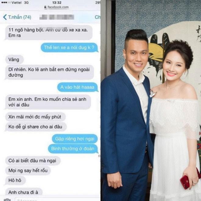 Vợ diễn viên Việt Anh, Bảo Thanh bức xúc, dùng lời lẽ cảnh cáo nhau gay gắt? - ảnh 4
