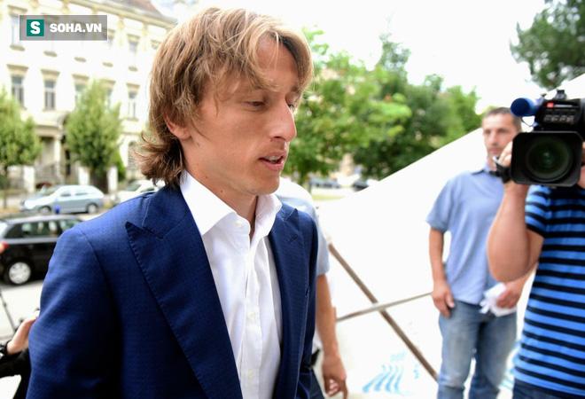 Vì vợ, Luka Modric sẵn sàng ngồi tù - Ảnh 1.