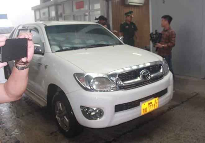 3 người Lào đi xe bán tải mang cả yến ma tuý vào Việt Nam để bán - Ảnh 1.