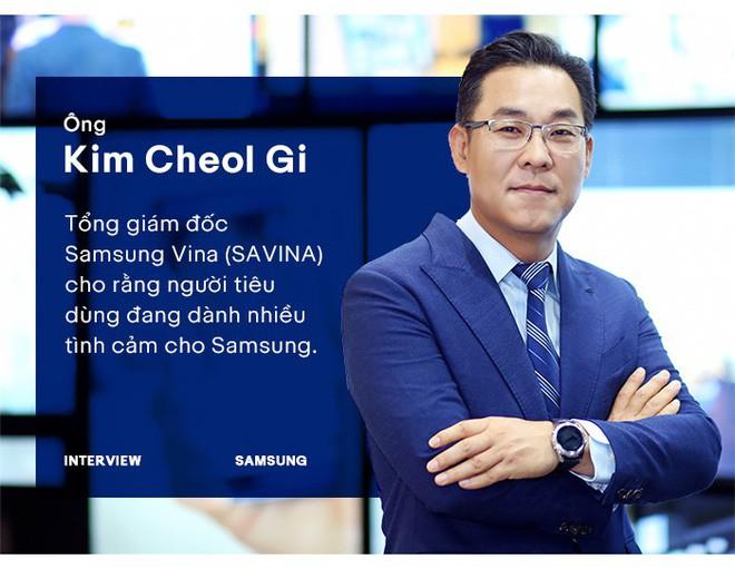 Triết lý sống và làm việc của hai Tổng Giám Đốc Samsung Việt Nam - Ảnh 3.