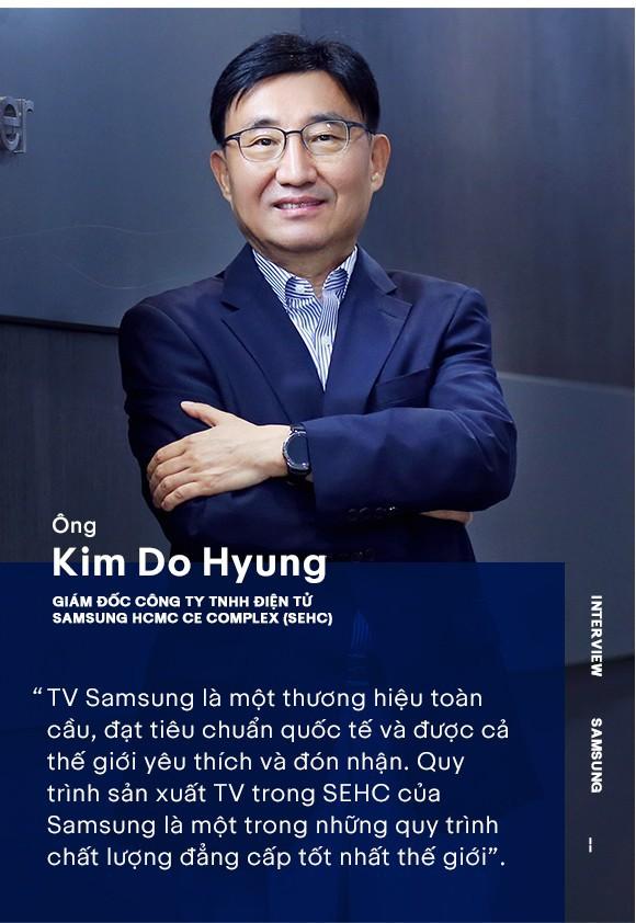 Triết lý sống và làm việc của hai Tổng Giám Đốc Samsung Việt Nam - Ảnh 6.