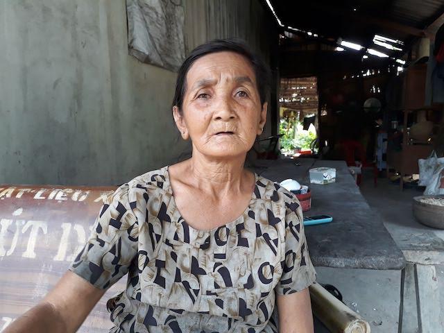 Gia cảnh thương tâm của em bé bị mù do bị tạt axít xin đôi mắt tử tù Nguyễn Hữu Tình - Ảnh 1.