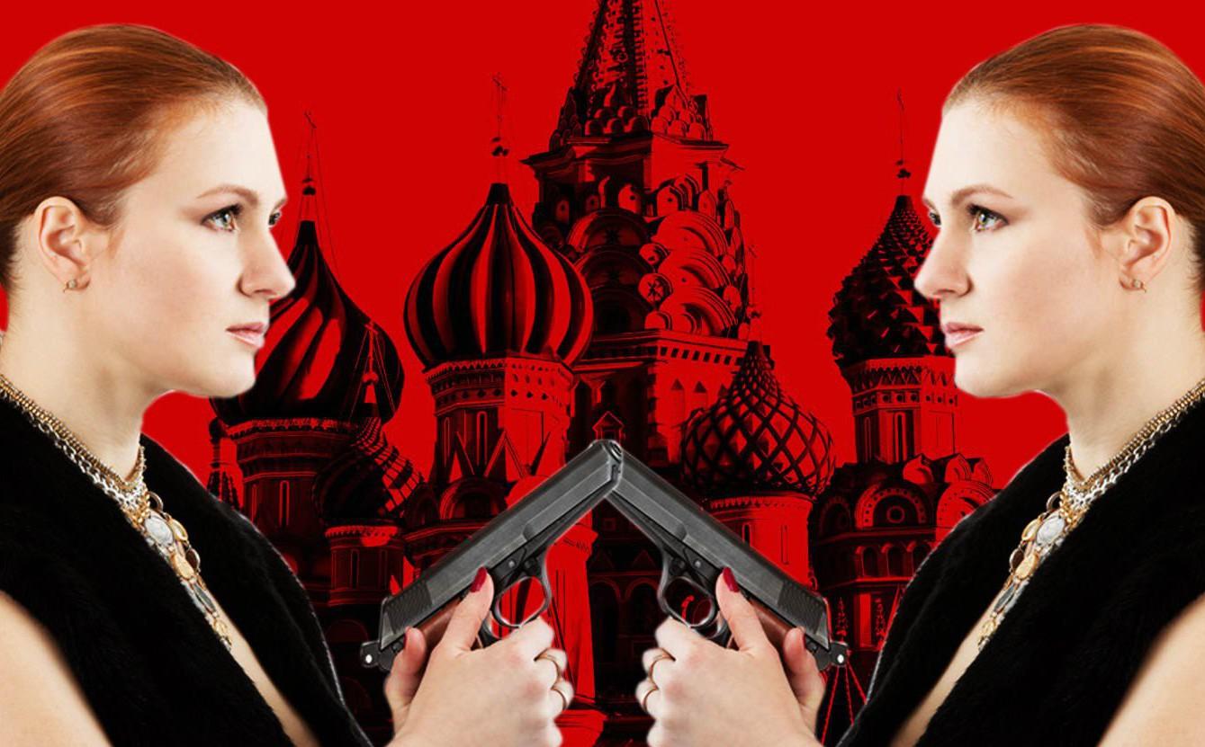 Người đẹp Nga bị tố dùng mỹ nhân kế và sex dụ dỗ quan chức đảng Cộng hòa Mỹ theo Nga
