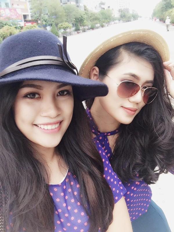 4 cô em gái xinh đẹp của các nàng Hoa hậu Việt: Người kín tiếng với cuộc sống gia đình, người giàu có, kém duyên với cuộc thi nhan sắc - Ảnh 29.