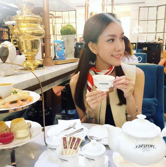 4 cô em gái xinh đẹp của các nàng Hoa hậu Việt: Người kín tiếng với cuộc sống gia đình, người giàu có, kém duyên với cuộc thi nhan sắc - Ảnh 6.