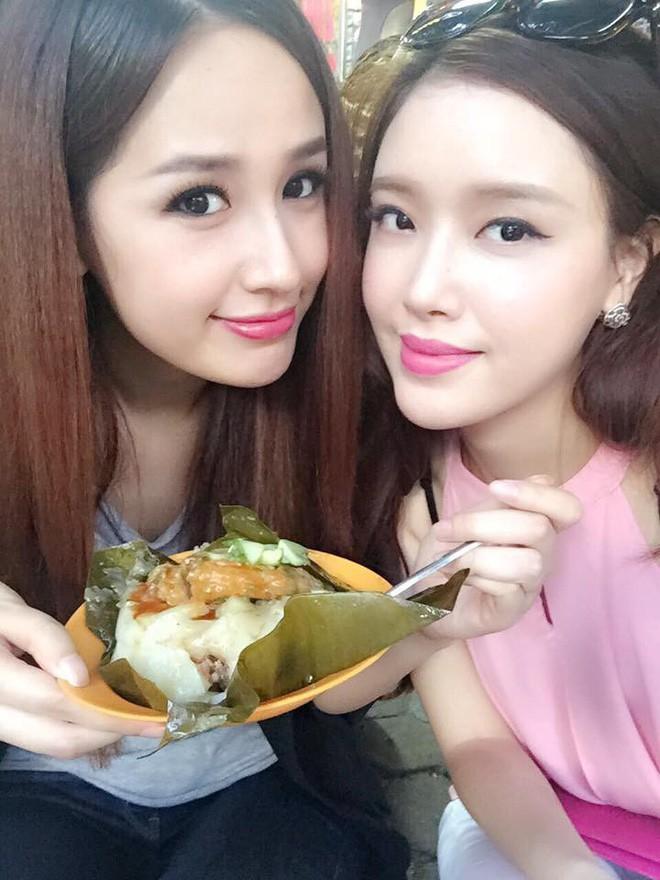 4 cô em gái xinh đẹp của các nàng Hoa hậu Việt: Người kín tiếng với cuộc sống gia đình, người giàu có, kém duyên với cuộc thi nhan sắc - Ảnh 8.