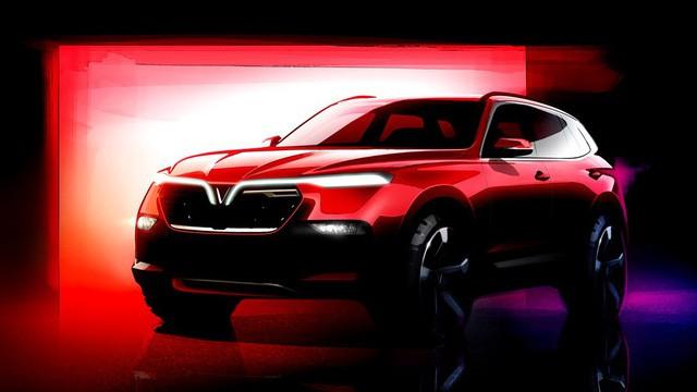 VinFast đưa 2 xe mẫu tham dự triển lãm Paris Motorshow vào tháng 10/2018  - Ảnh 1.