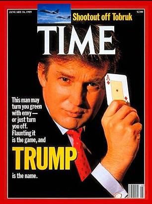 Học báo Đức, tạp chí Time đăng hình chân dung kết hợp của ông Trump và ông Putin - Ảnh 9.