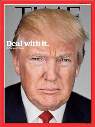 Học báo Đức, tạp chí Time đăng hình chân dung kết hợp của ông Trump và ông Putin - Ảnh 8.