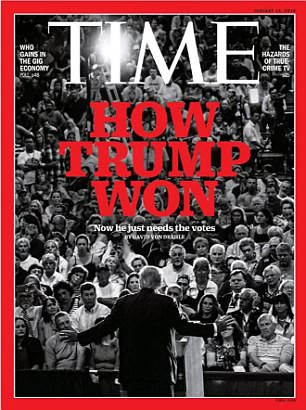 Học báo Đức, tạp chí Time đăng hình chân dung kết hợp của ông Trump và ông Putin - Ảnh 6.