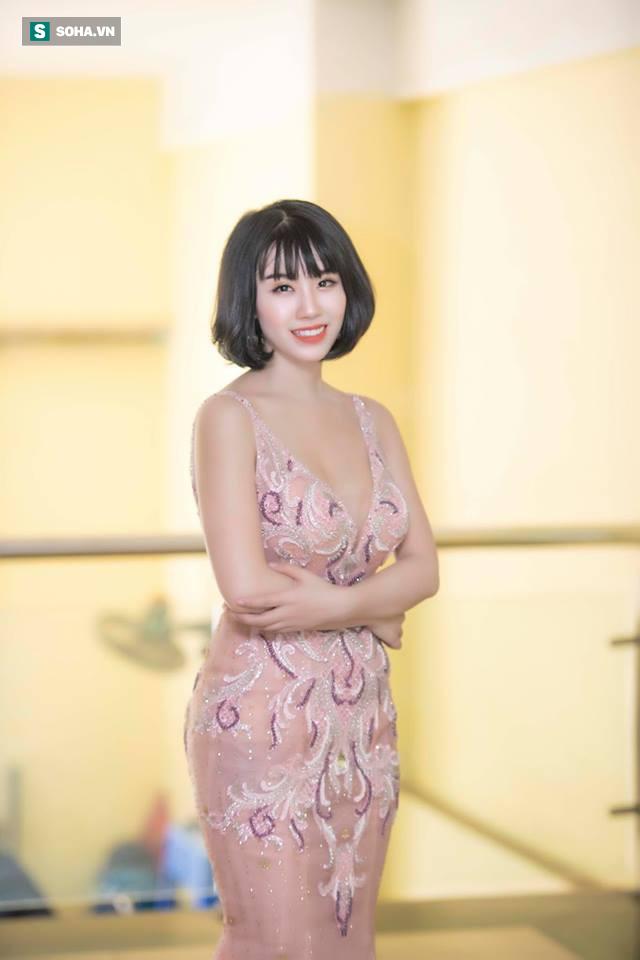 Linh Miu: Tôi sẽ kín đáo hơn, nếu có hở cũng sang chảnh chứ không lố - Ảnh 5.