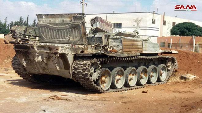 Quân đội Syria đã khiến phiến quân hứng chịu thất bại tồi tệ nhất trong 7 năm qua - Ảnh 5.