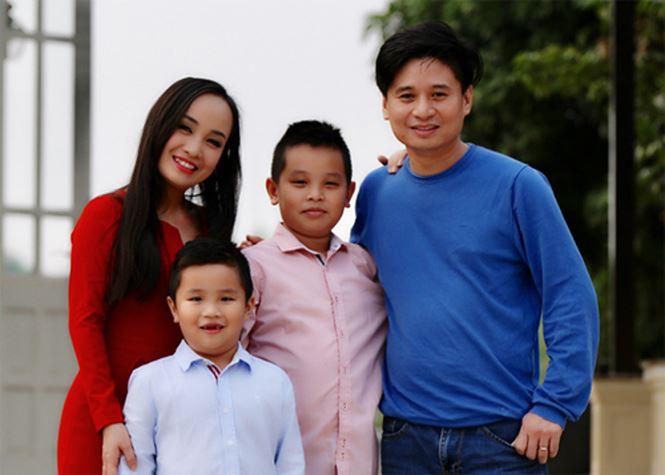 Cuộc sống vô cùng kín tiếng của 'Thị Mầu' Thu Huyền bên ca sĩ Tấn Minh