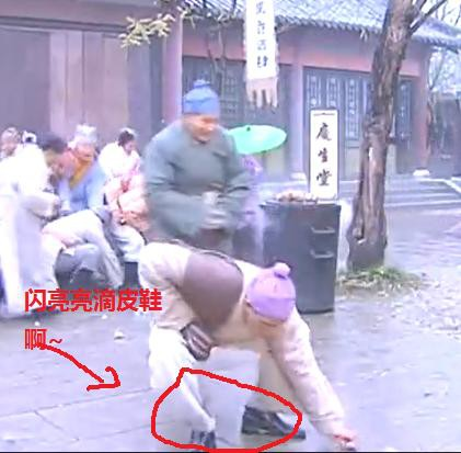 Sạn hài hước trong phim Hoa ngữ: Thời Tam Quốc có ô tô, người cổ đại đi giày Tây - Ảnh 5.