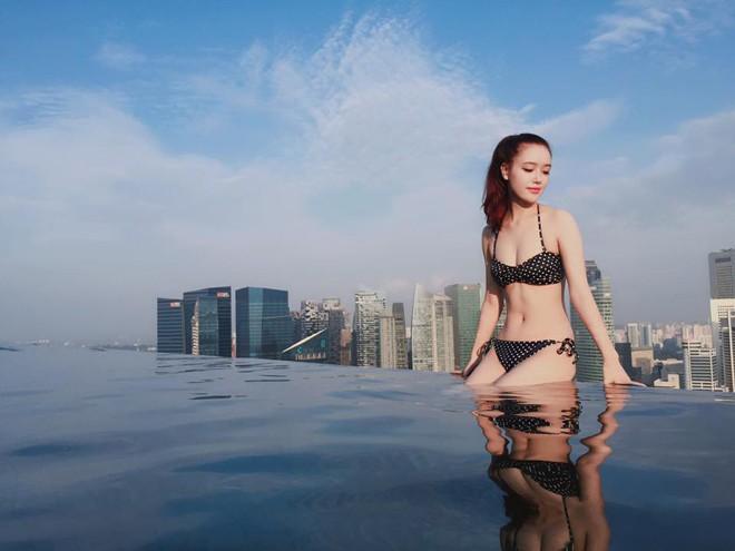 Thân hình gợi cảm và chuyện tình đẹp dài 4 năm của em gái Mai Phương Thuý - Ảnh 6.