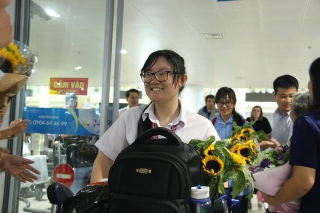 Bật mí về nữ sinh Việt Nam có điểm thi Olympic cao nhất thế giới - Ảnh 3.