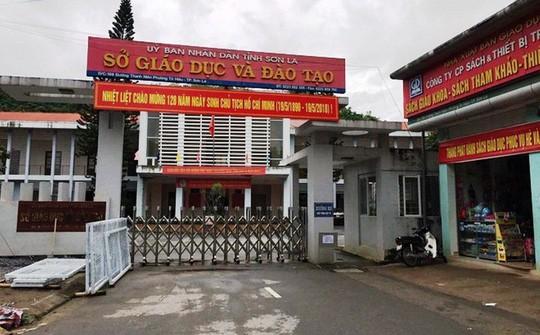 Phó giám đốc Sở GD&ĐT Sơn La liên quan đến sai phạm điểm thi - Ảnh 1.
