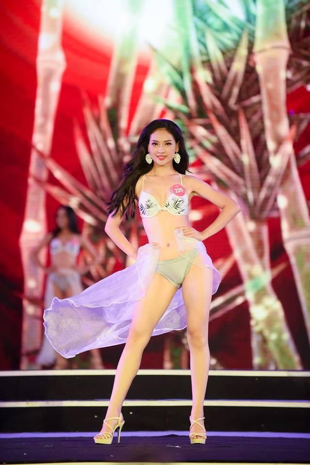 Chân dung nữ sinh 2000 bị loại gây tiếc nuối nhất sau đêm Chung khảo phía Bắc Hoa hậu Việt Nam 2018 - ảnh 1