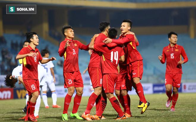 ASIAD 2018: Nếu thêm 1 đối thủ, U23 Việt Nam có thể hưởng lợi? - Ảnh 1.